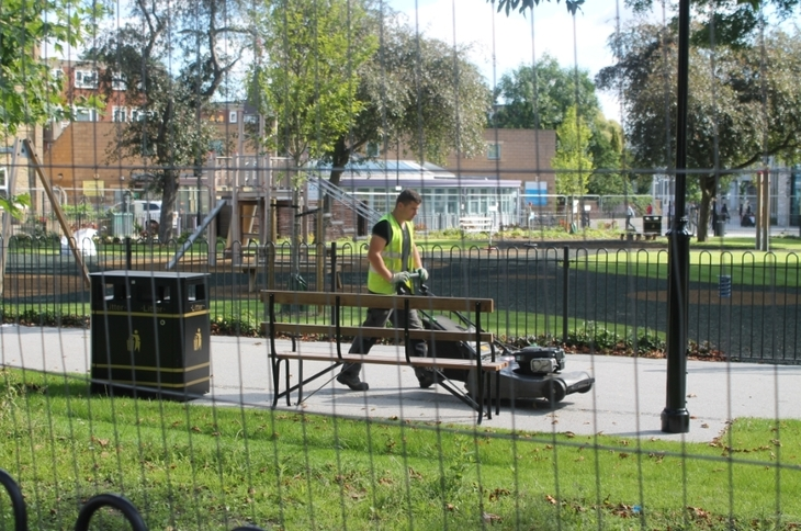 In Pictures: The Brand New Camberwell Green