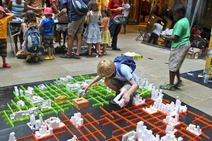 Check out @OpenCityorg's plans for this year's #archikids festival