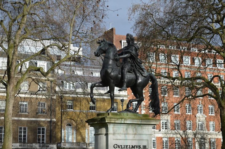 People Think London's Statues Hide A Secret Code. They're Wrong