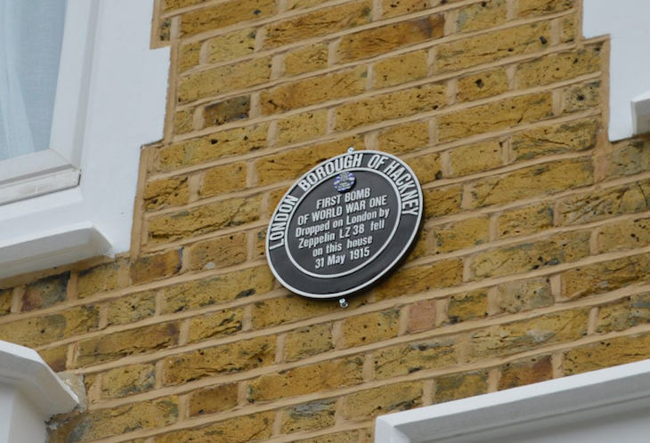 A roundup of London's inaccurate plaques ->