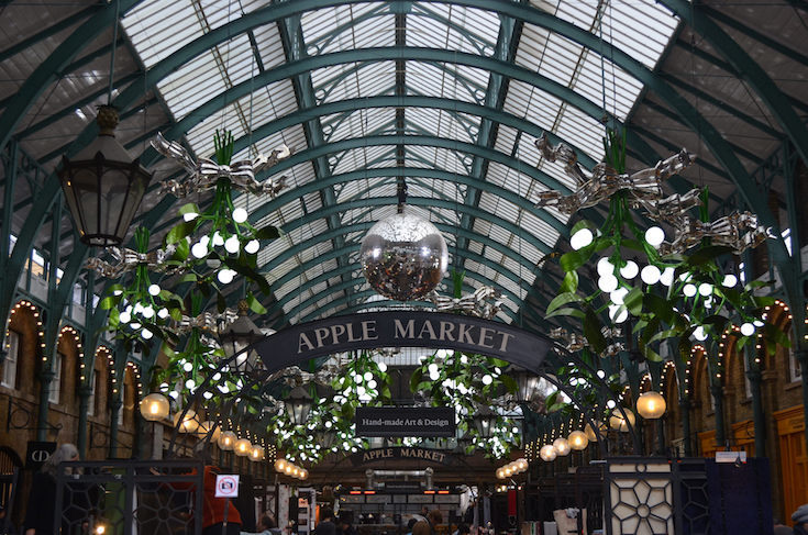 'The Atmosphere At Covent Garden Has Changed'