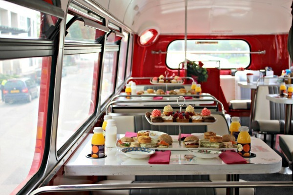 8 London Buses With A Difference