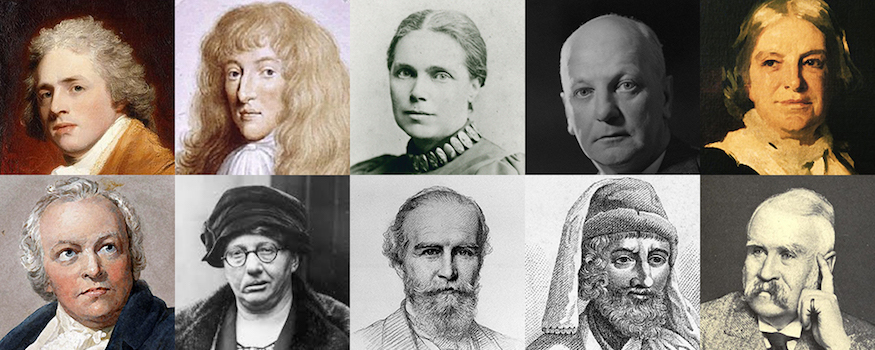 Can You Name These Great Londoners?