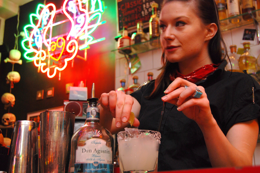 London's Best Bars...For Drinking Tequila & Mezcal