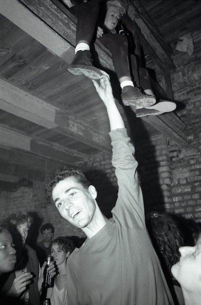 See Photos Of East London Raves From The 80s