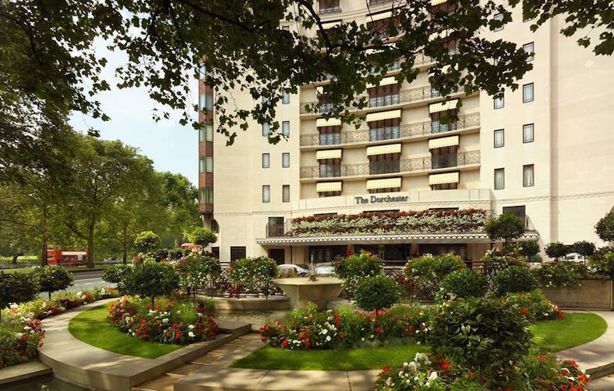 The Dorchester Hotel is full of secrets, if you know where to look