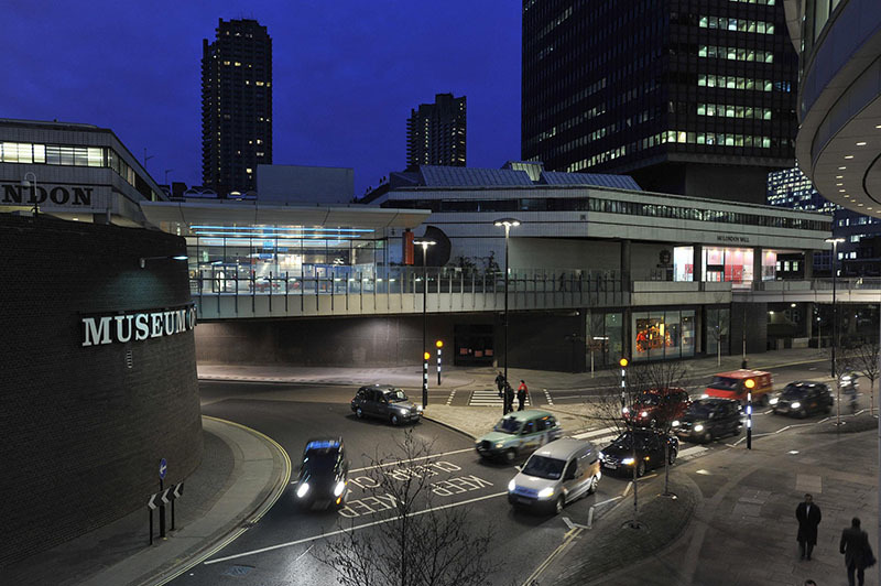 Here's how to see the best of the @MuseumofLondon in your lunch break: