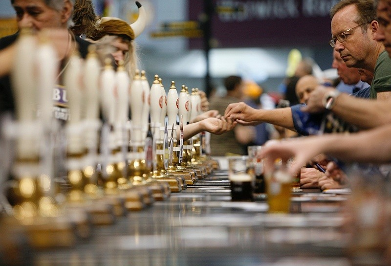 Tickets for the Great British Beer Festival are on sale. Hop(s) to it