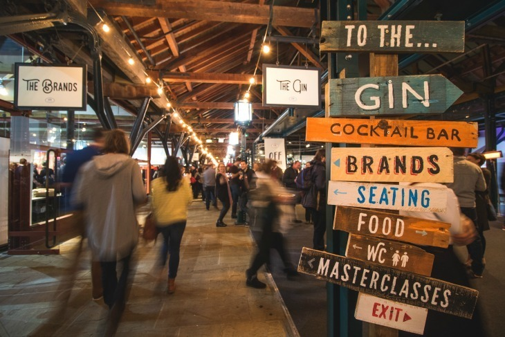 Had enough gin? Us neither. Check out these two festivals.