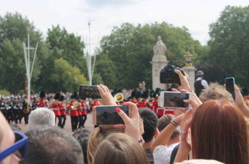 Why The Hell Do People Go To Changing The Guard?