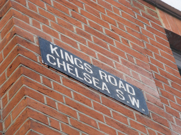 Should King's Road Have An Apostrophe?