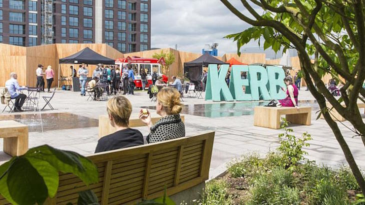 Catch a free concert in King's Cross: