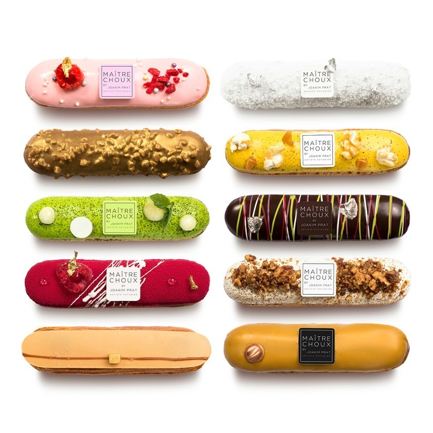 Where To Eat Eclairs In London