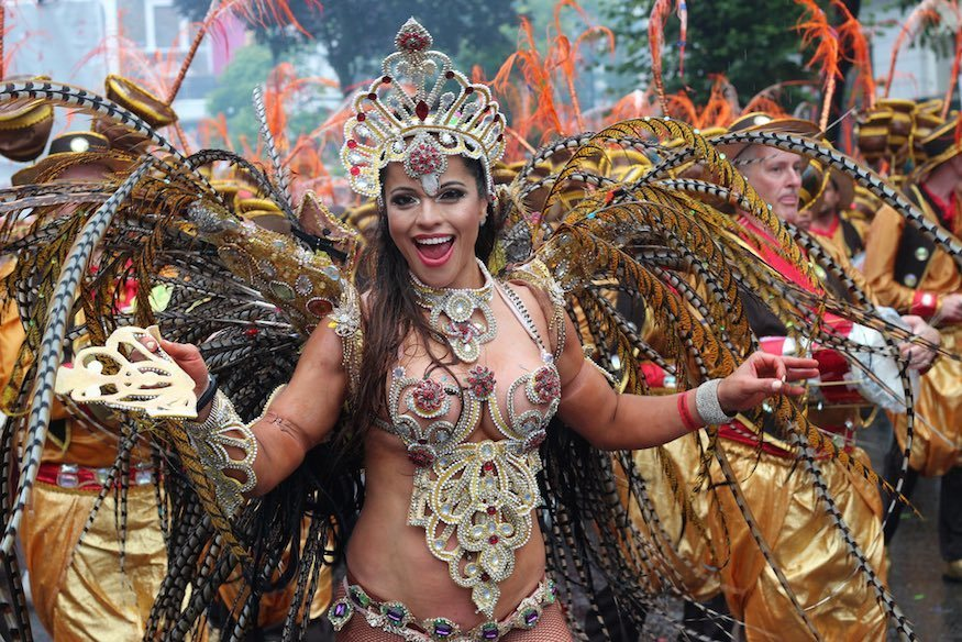 Must-Read Guide To The Notting Hill Carnival 2016