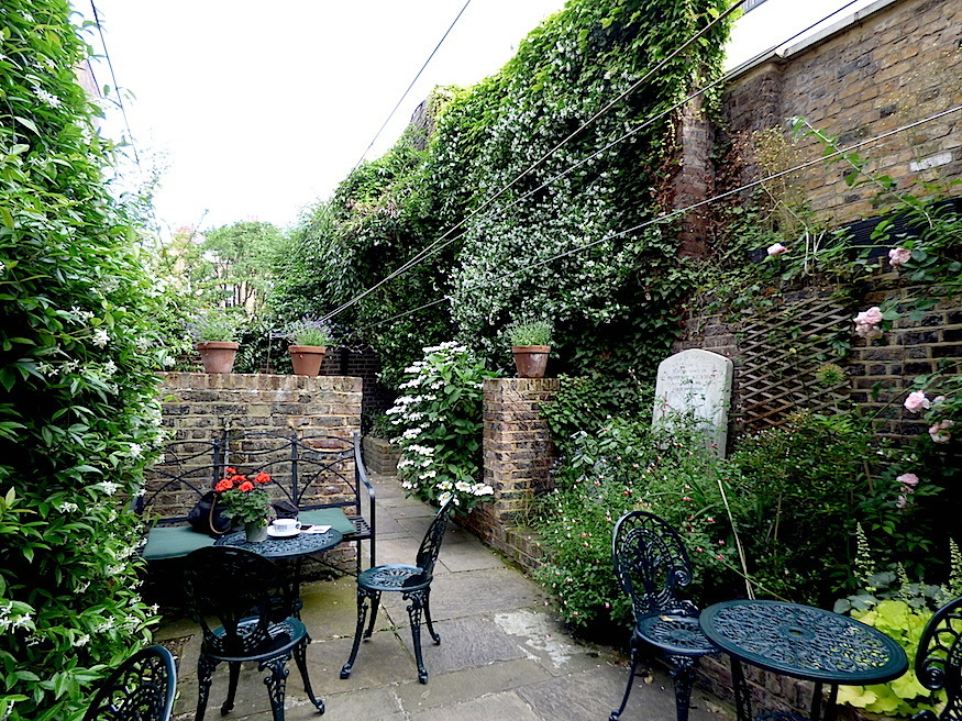 Is this hidden garden the most peaceful spot in Bloomsbury?