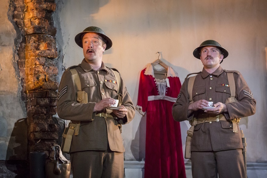 Review: The Plough And The Stars At Lyttelton, National Theatre