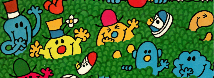 Celebrate 45 Years Of Mr Men At Pop-Up Museum