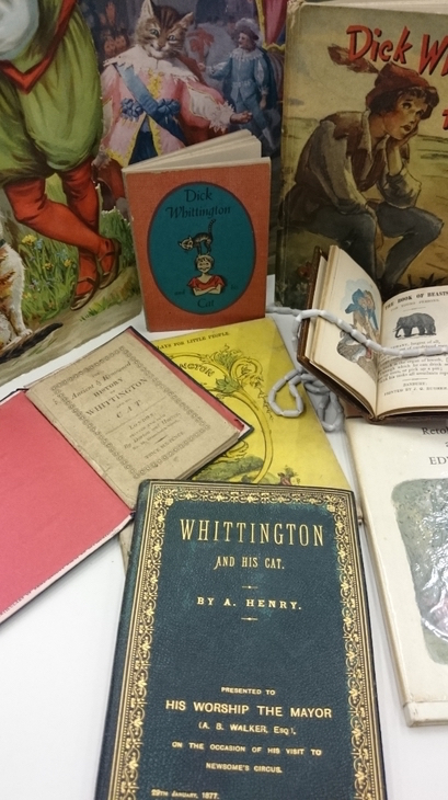 Seen This Dick Whittington Collection That London Just Inherited?