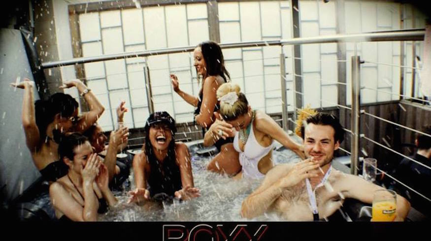 Get Tickets To A Rooftop Jacuzzi Party In Soho