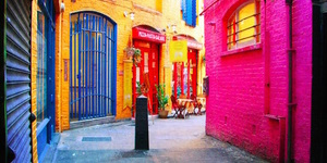 Are These London's Most Colourful Streets?