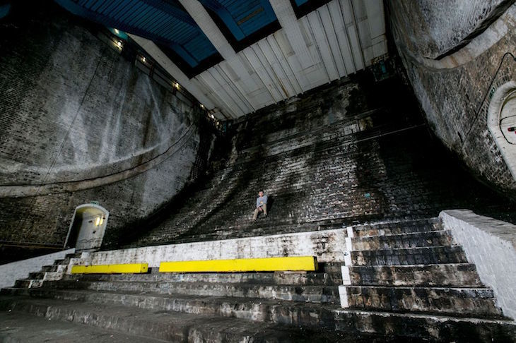 Visit a bascule chamber under Tower Bridge: