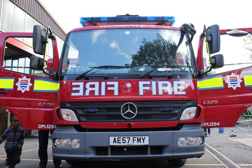 London Fire Brigade Spent £202k Rescuing Animals Last Year