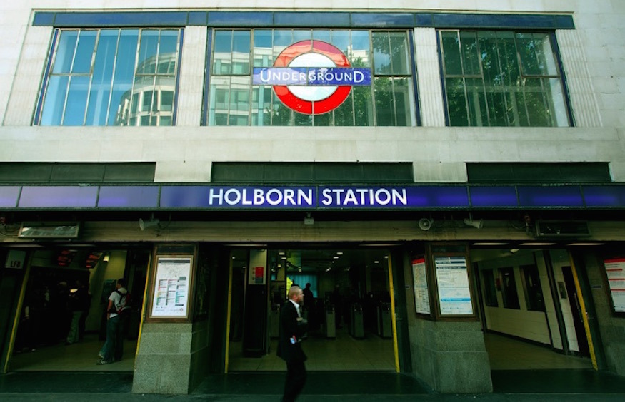 Commuters Warned To Expect Disruption At Holborn Station