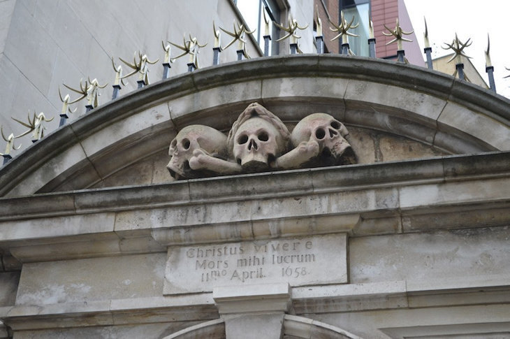Where To See Skeletons In London
