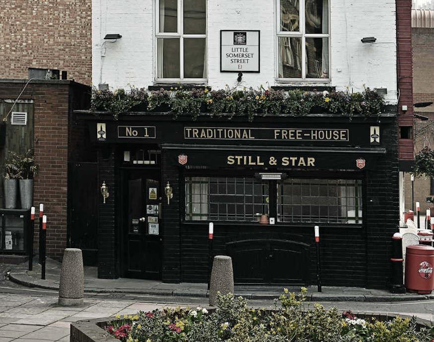The City Of London's Last 'Slum Pub' Is Under Threat