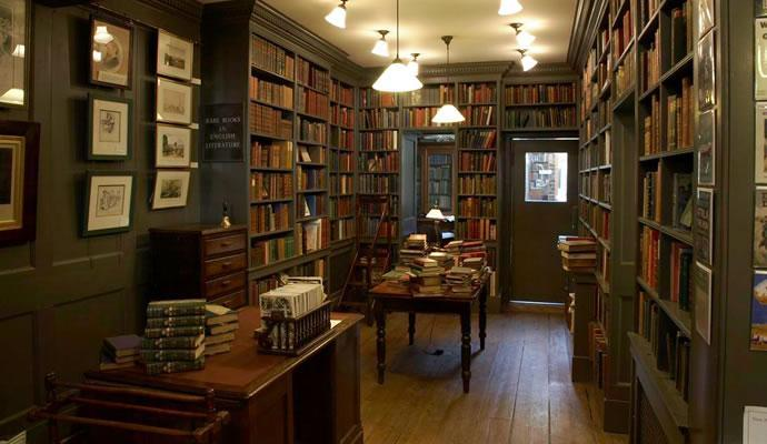 The Secrets Of London's Finest Bookshops