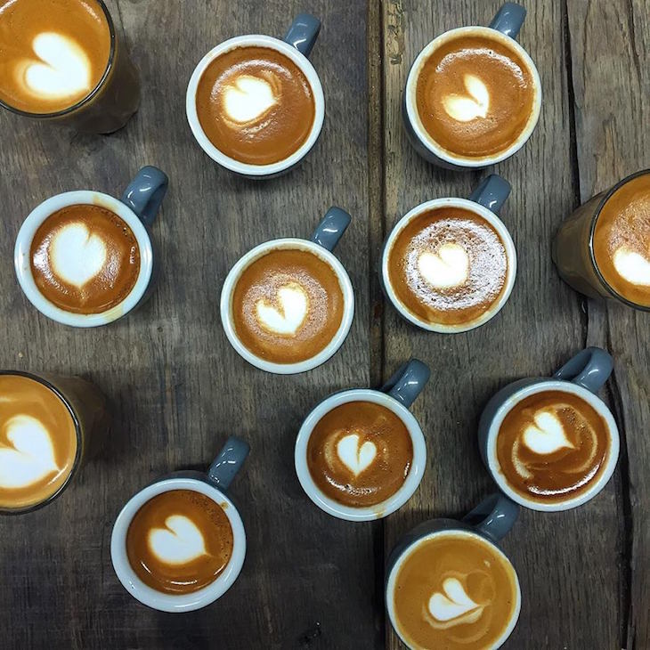 London's best independent coffee shops