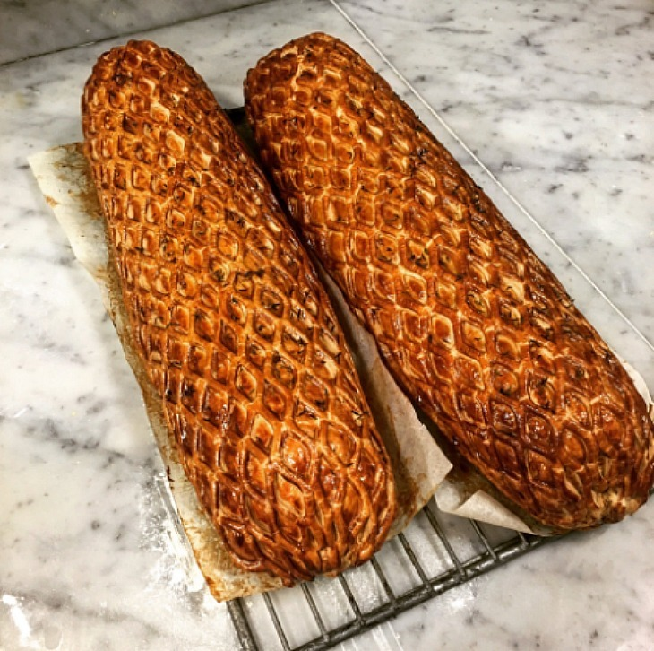 The beef wellington at Holborn Dining Room London's Best Retro Dishes