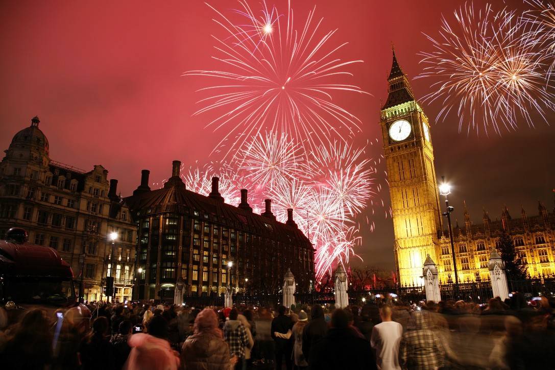 London New Year's Eve Fireworks Tickets Go On Sale This Friday