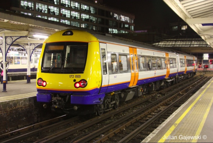 An Anagram Quiz Of London Overground Stations: Part 1