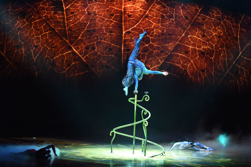 Cirque Du Soleil Have Almost Cracked It With OVO