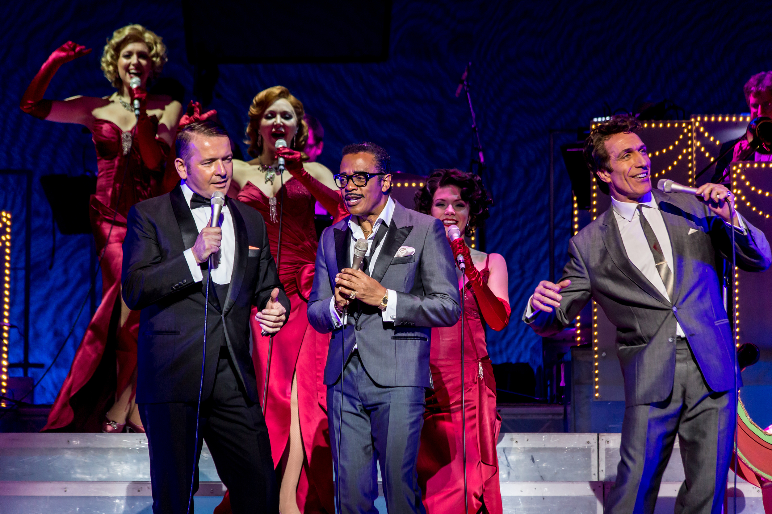 The Rat Pack Hit The West End: It Was A Very Good Show
