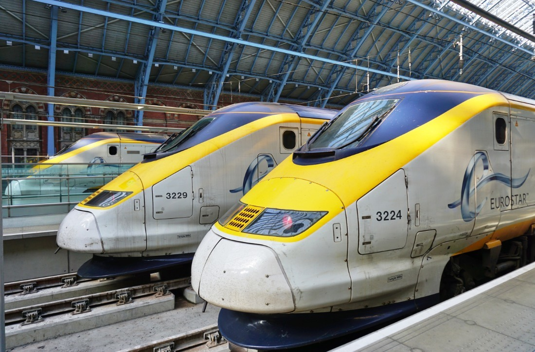 Direct London To Amsterdam Trains Will Run From April