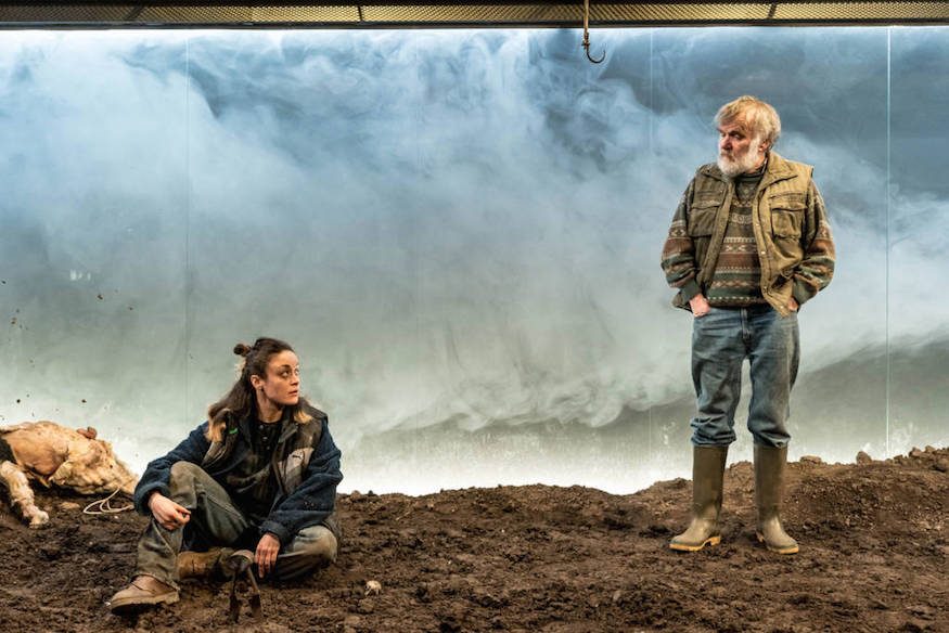 Cold, Comfortless Farm: Gundog At Royal Court Jerwood Theatre Upstairs