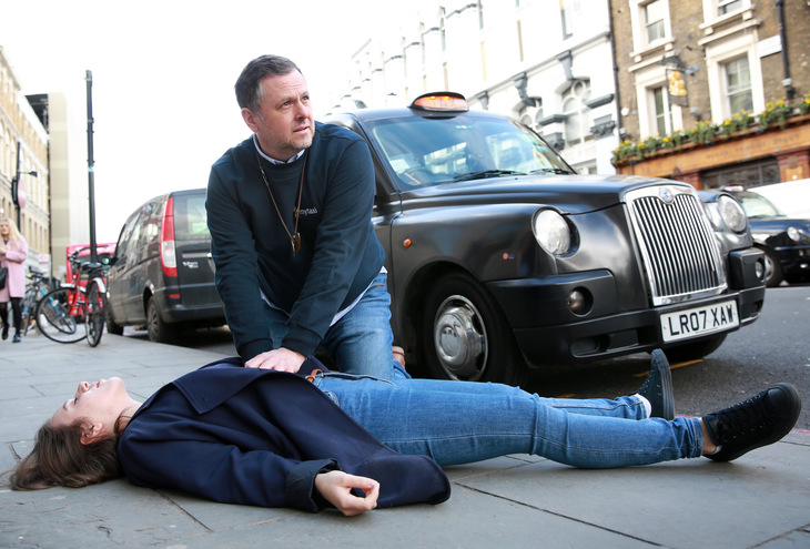 Planning To Give Birth In Black Cab Cabbies Are