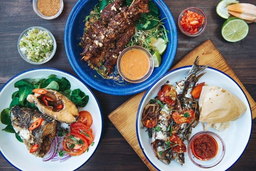Zoe's Ghana Kitchen Is A Refreshing Taste Of The Unexpected