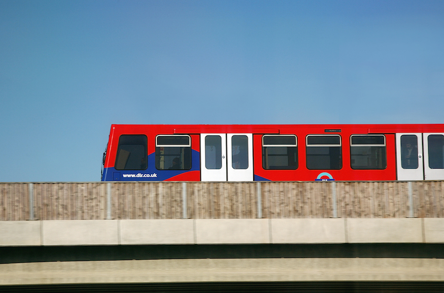 There's Another DLR Strike Later This Month