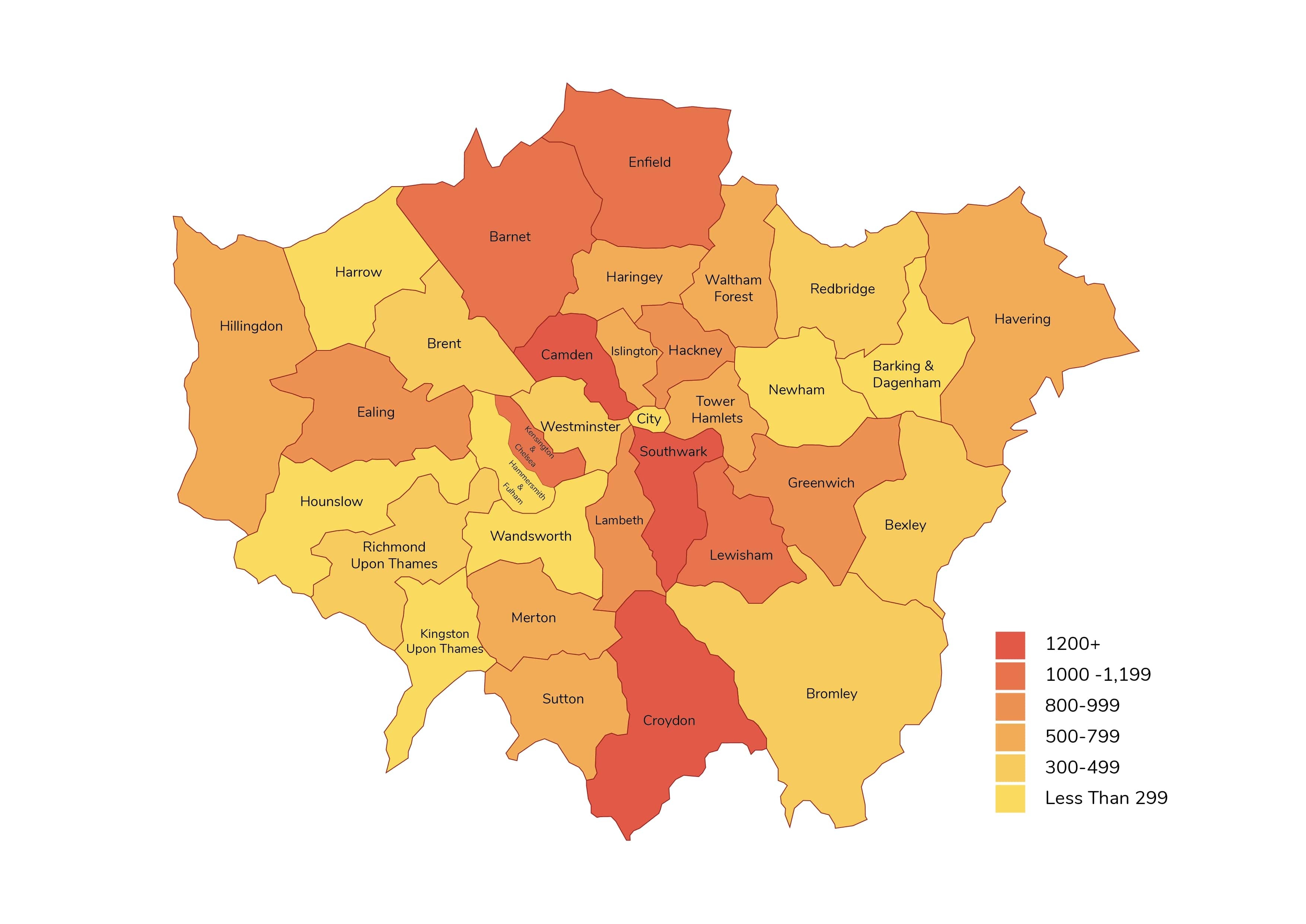 22000 Homes Are Sitting Empty In London Londonist