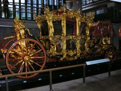 The coach of the Lord Mayor of London