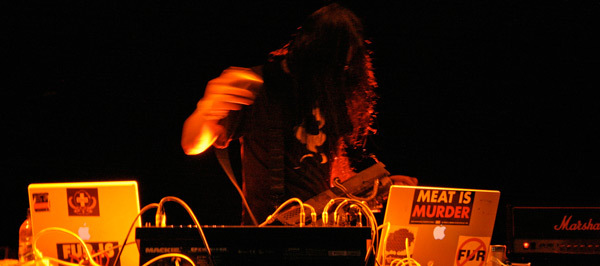 Merzbow at ULU