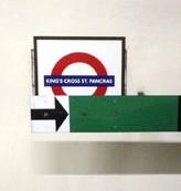 King's Cross Tube Open