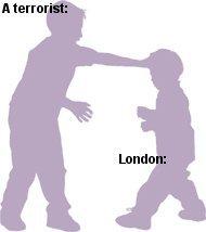 London's <s>Bomb</s> Bullying Terror