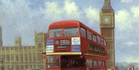 Routemasters Not Mastering Their Routes