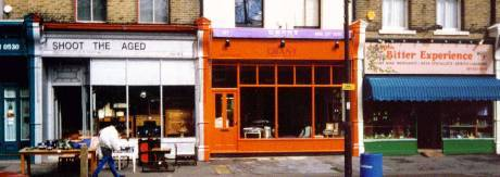 Where Are The Oddest Shops In London?