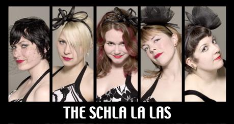 New Band Interview: The Schla La Las