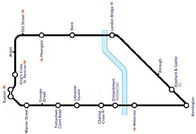 Northern Line Getting Back To Normal?